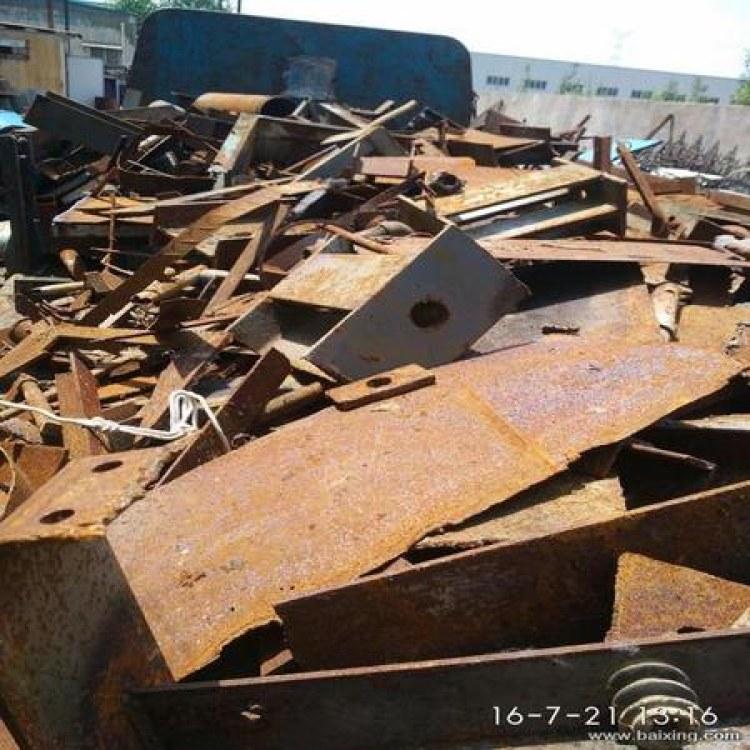 湖州钢构拆解物资回收废钢专业拆解回收快速施工