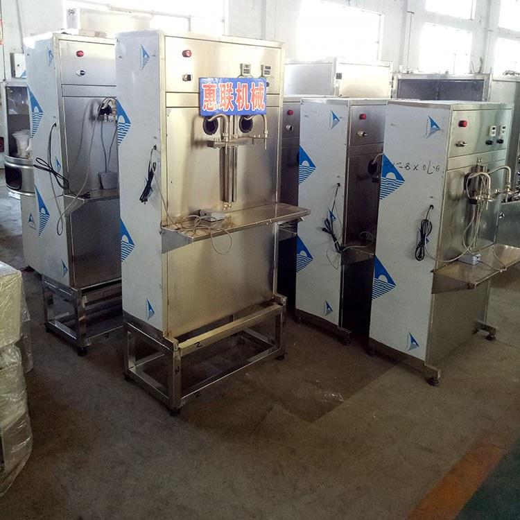 自动药酒灌装机生产线 2头药酒灌装机报价