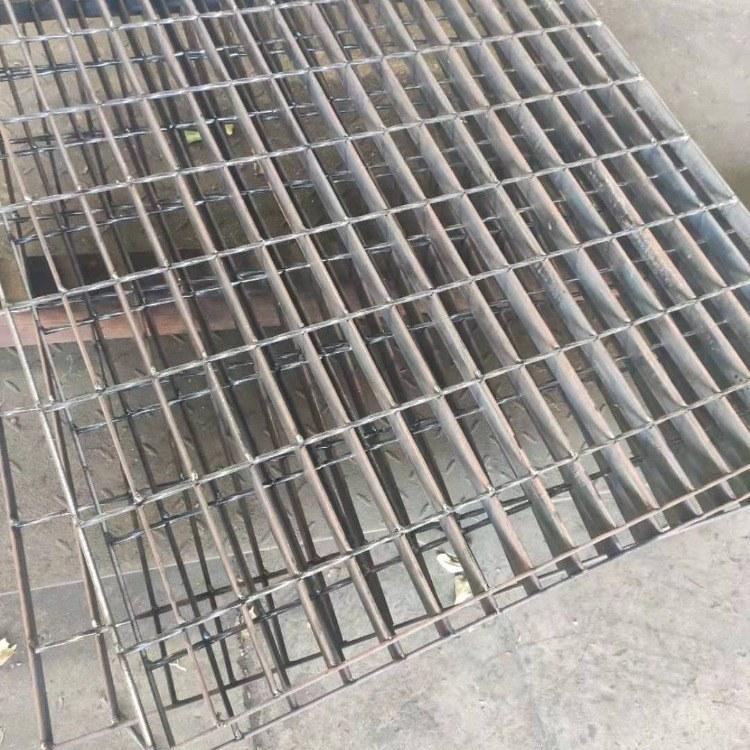 不锈钢钢格板/耐酸碱钢格板/排水沟格栅板腾灿
