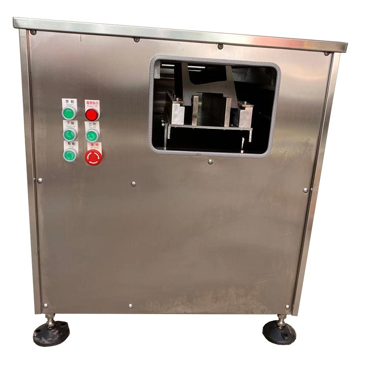 鱼片机斜切鱼片机全自动商用斜切鱼片机斜切酸菜鱼水煮鱼肉片机