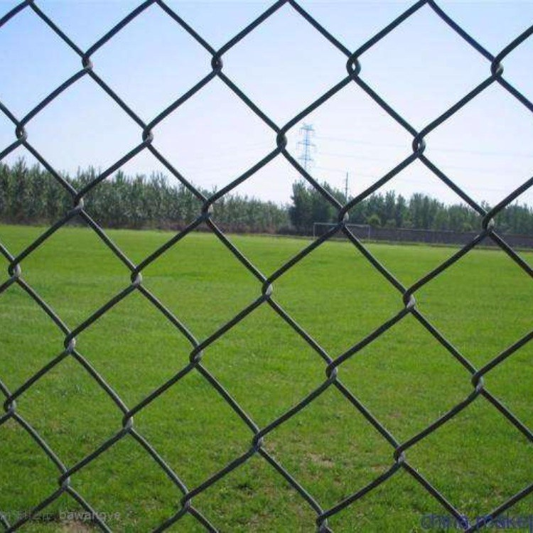 河北迅骁 球场围网 体育篮球场围网 足球场围栏 包塑勾花网