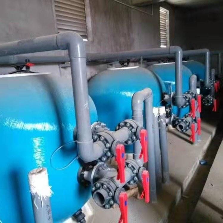 河南品程泳池水处理设备生产厂家 游泳馆净水过滤器