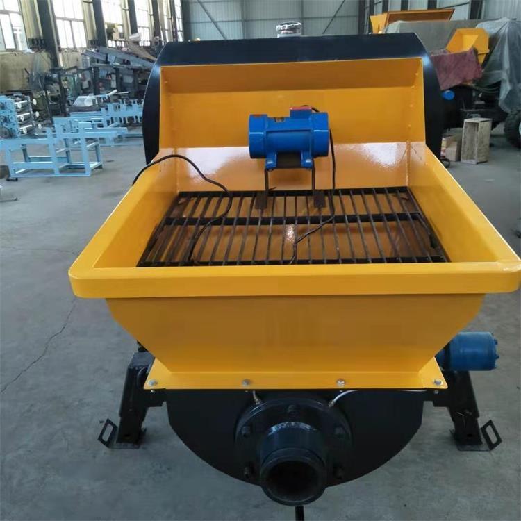 华帆机械 小型细石混凝土输送泵价格 混凝土输送泵厂家