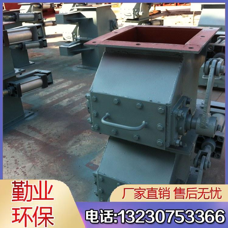 勤业厂家直销电动重锤翻板阀 规格齐全价格