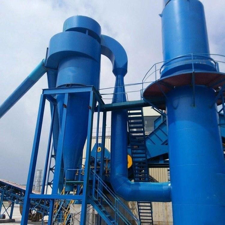 机械加工厂高效旋风除尘器 陶瓷多管旋风除尘器