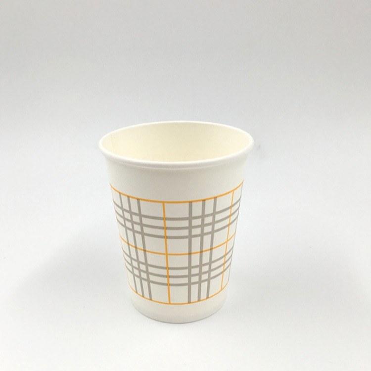 江苏南京纸杯定做_ 【幸福花】纸杯一次性杯子纸杯水杯商用纸杯定做2000只装家用