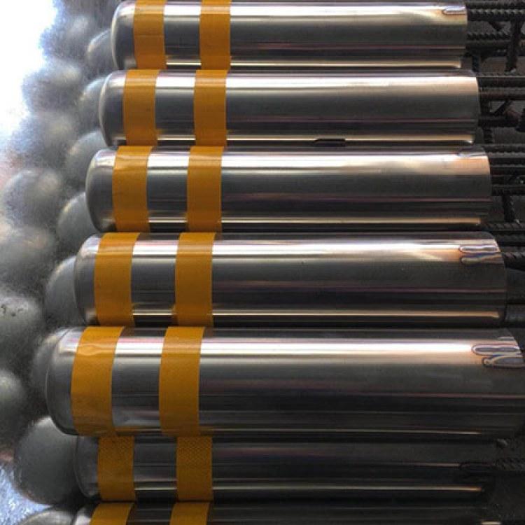 许昌小型固定不锈钢反光警示柱 广为不锈钢路桩生产厂家 厂家直销