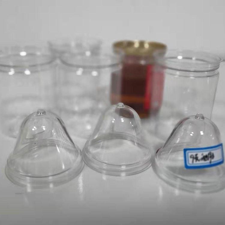 四川料塑管胚厂家 食用油瓶 玻璃厂家销售方形 圆形 鑫源宏发 可定制