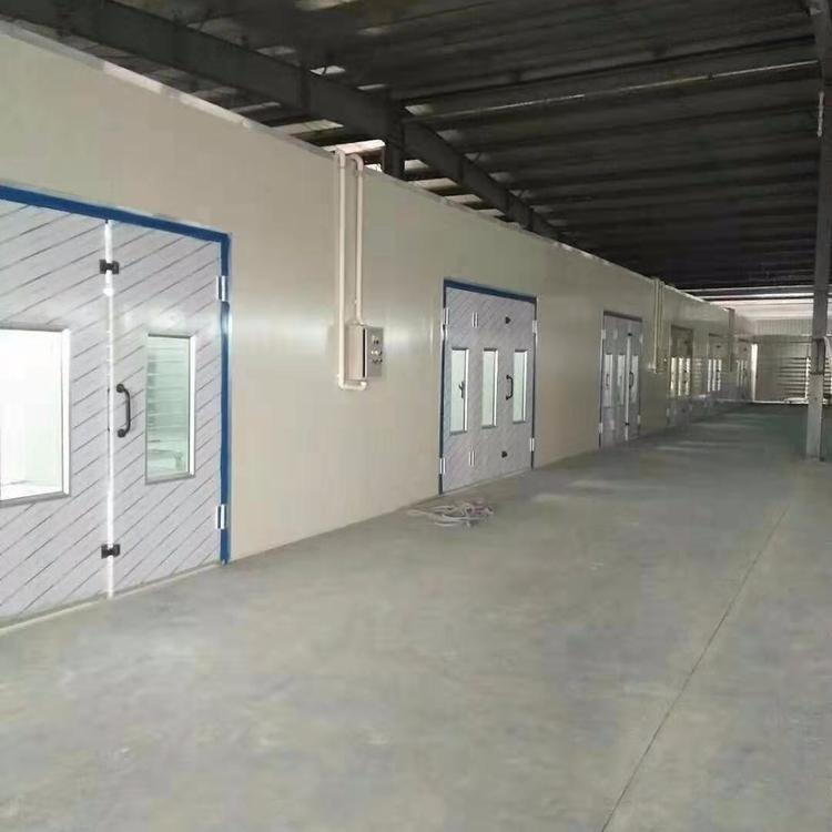 家旭--安全环保设备 专业售后 支持定制 环保型家具烤漆房
