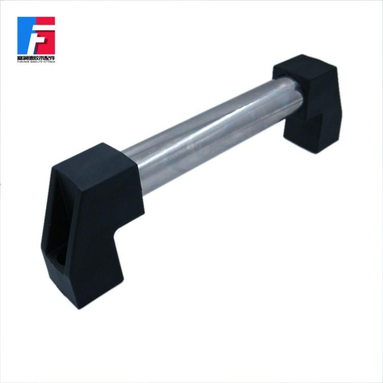富润德厂价直销 管径35铝合金 管状拉手 圆形大拉手  机械门把手欢迎咨询