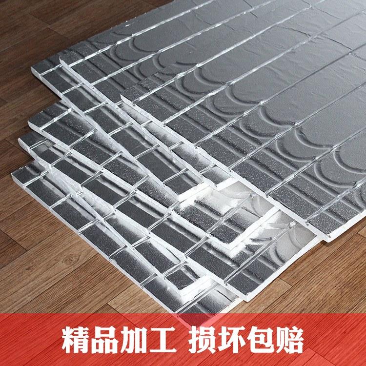 美右美直銷水暖炕模塊 鋁箔炕暖模塊 專業定制