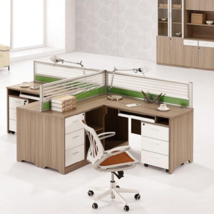 屏风工作位 定制隔断工作位 办公屏风定做南京贡广家具