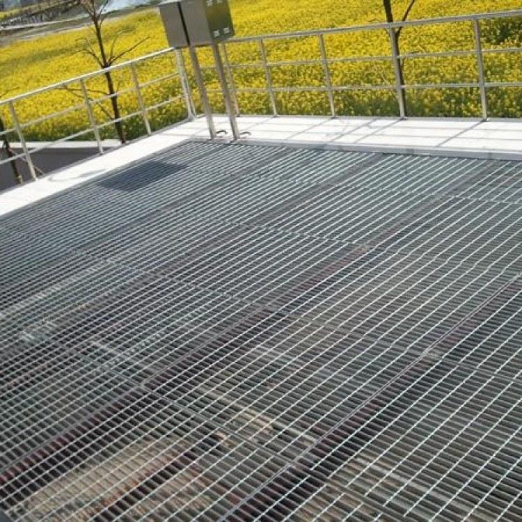 平台格栅板 钢结构平台脚踏格栅板多钱一米或一平