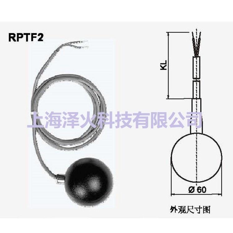 德国进口之室内摆锤式电阻温度传感器RPTF系列-应用于大房间或大厅测温-建筑服务工程