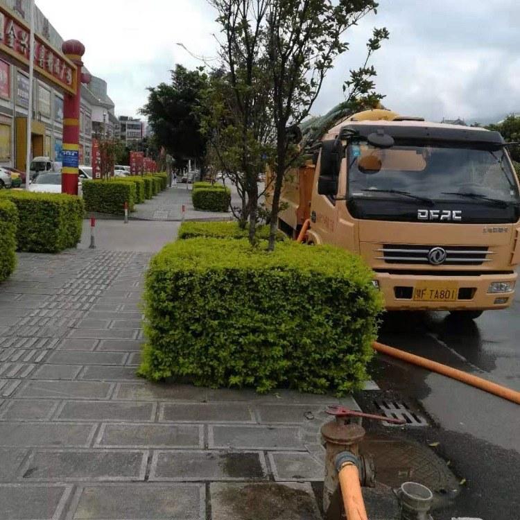 管道疏通工程、疏通价格、云南全区服务