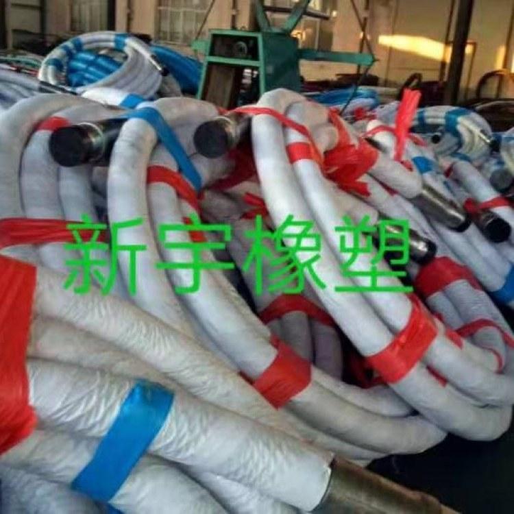 直销大口径吸排泥疏浚胶管   吸排泥夹布胶管   大口径胶管   质量保证    新宇