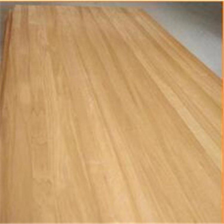 直销线条杨木抽屉板杨木碳化家具板材