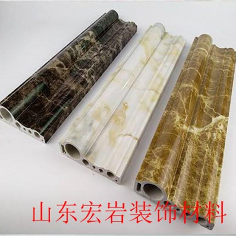 厂家直销装饰线条,室内装饰材料,集成墙面配套线条,