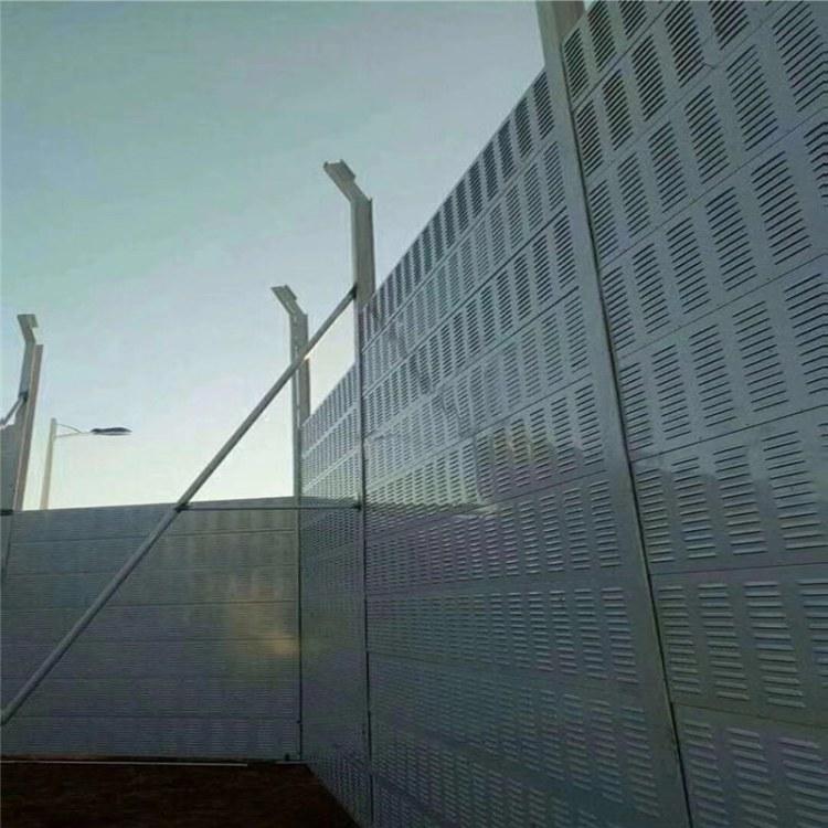 翎昌 隔音墙厂家 小区声屏障 隔音墙 厂家 值得信赖