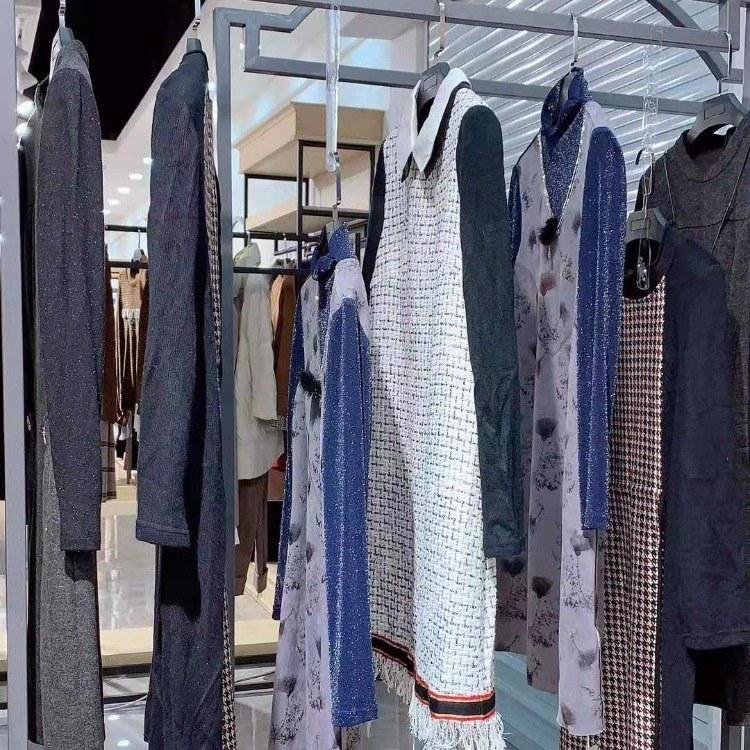 泽芙妮大码连衣裙批发走份实体店女装进货渠道多种款式