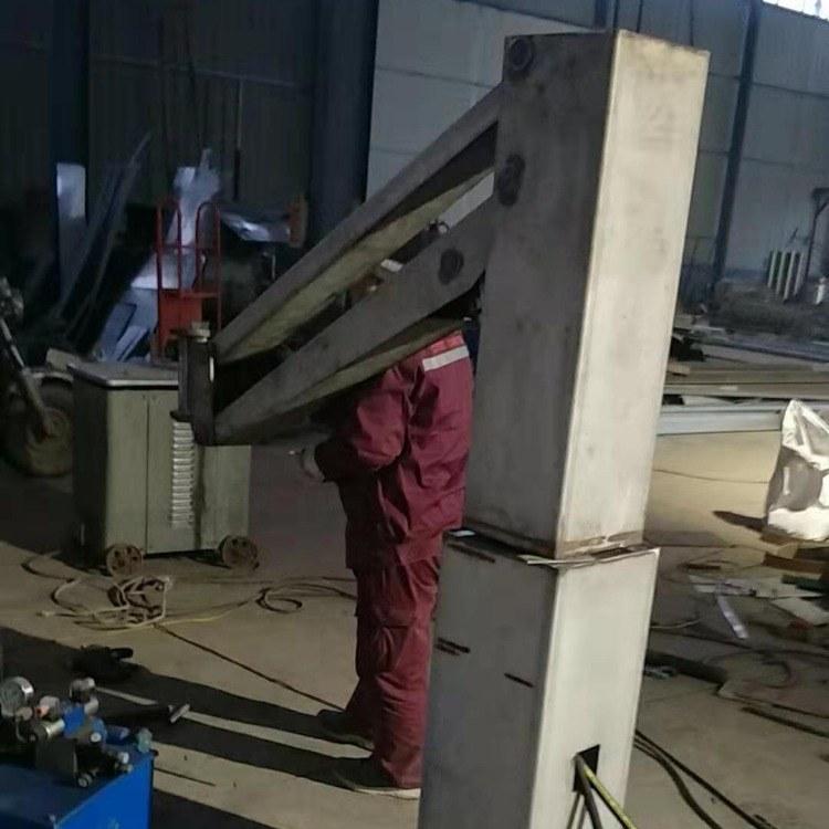 图和定制装卸机械臂 液压机械手 屠宰流水线专用省时省力