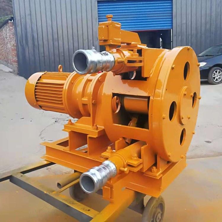 工业软管泵 软管泵特性 精恒JHRG-40注浆泵销售信息