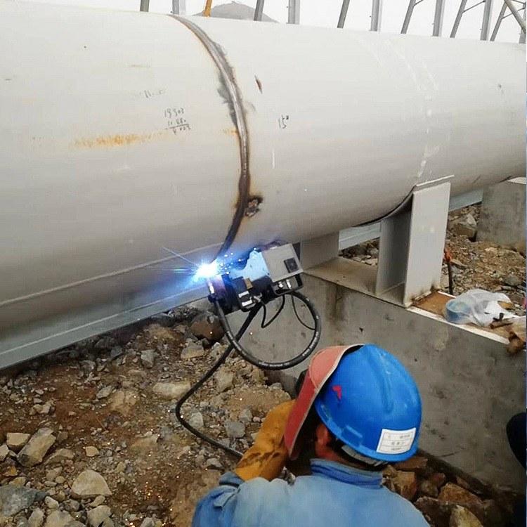 万象管道自动焊机  输油管  天燃气管道全位置自动焊接机