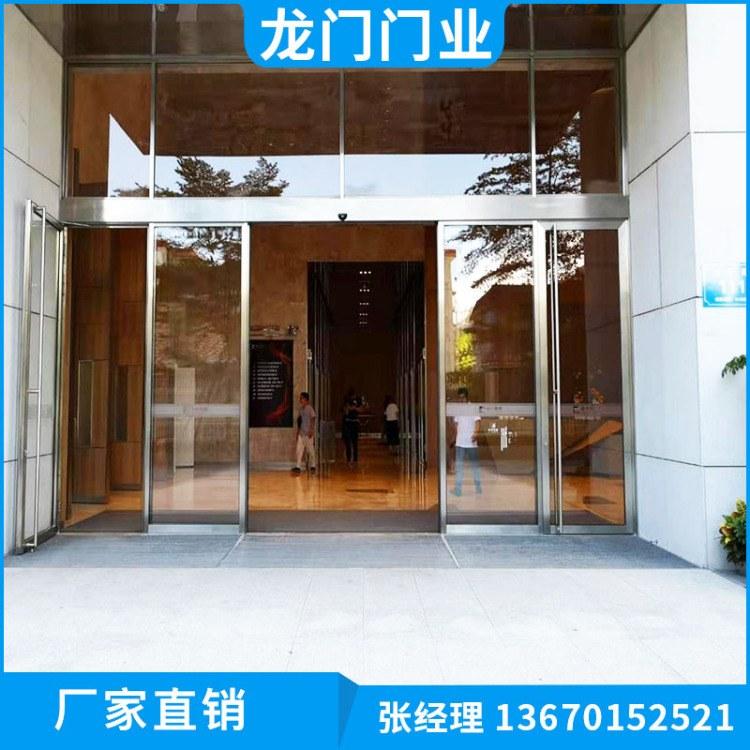 深圳厂家自动感应门 铝合金卷闸门 各类电动卷帘门定制 水晶门 水晶折叠门