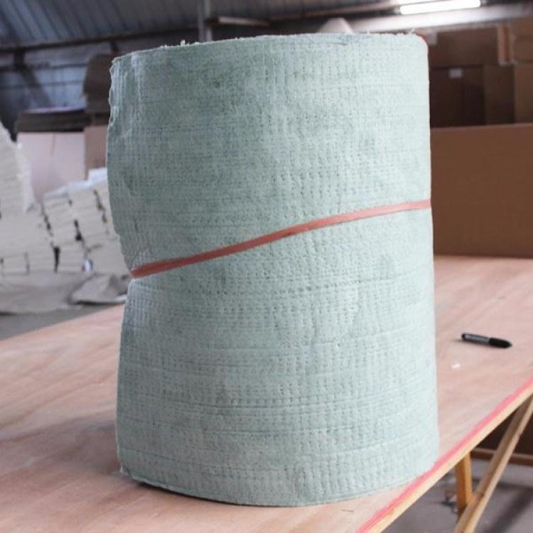 优质供应硅酸铝含铬毯  防火耐高温环保型保温材料