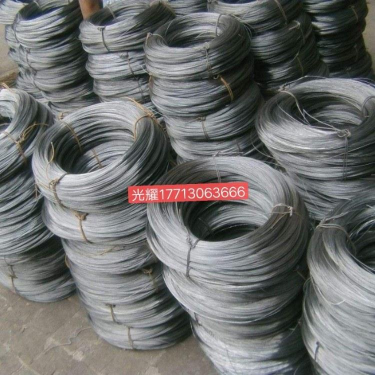 镀锌铁丝 厂家直销铁丝规格齐全大量现货8号10号12号量大从优
