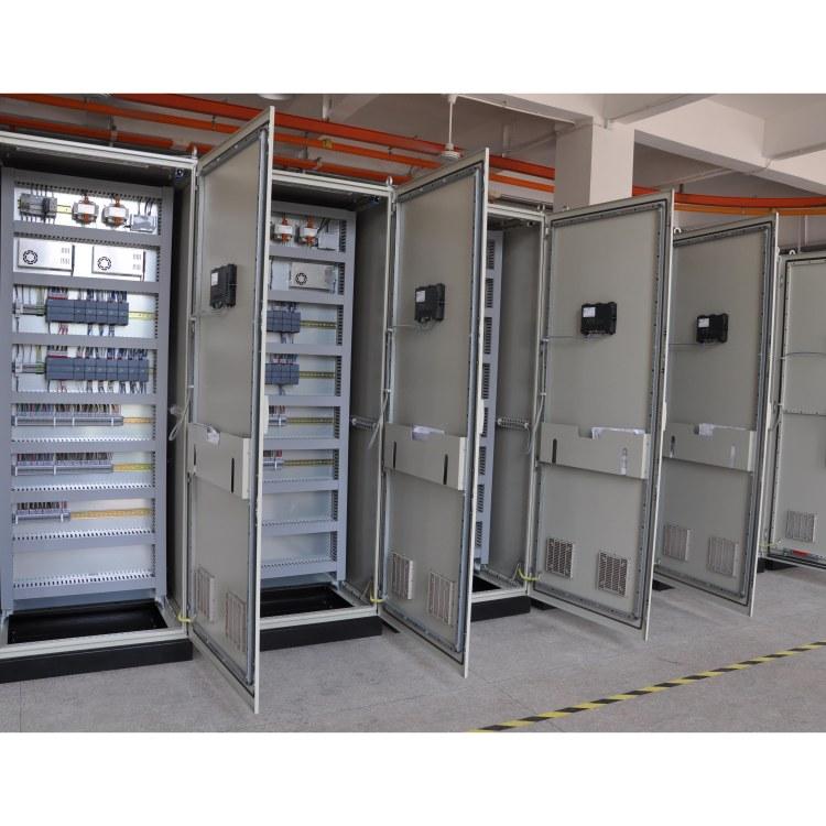 根据客户需求定制电气低压控制柜 成套控制柜 一级代理商