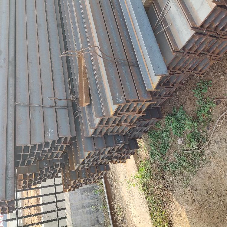 专业生产 32A工字钢 3 日标 山东栾果 工字钢生产厂家