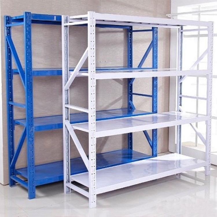 青海家用轻型组装货架厂家直销超市货架库房货架工厂货架现货可定制
