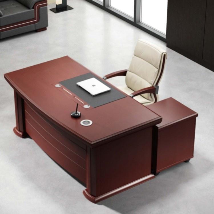 南京办公家具-实木油漆办公家具