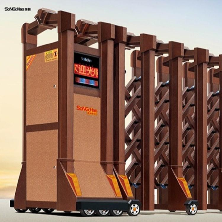 北京电动门样式,价格   材质应如何选择?