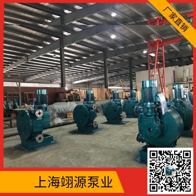 上海软管泵生产厂家 无堵塞挤压泵 大吸力原油输送泵 自吸力强 扬程高
