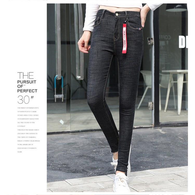 时尚潮流女装牛仔裤 秋季新款女装牛仔 新款价格 批发拿货货源