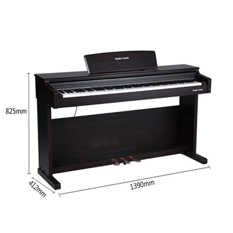 数码钢琴选择英昌电钢琴kc8 值得拥有