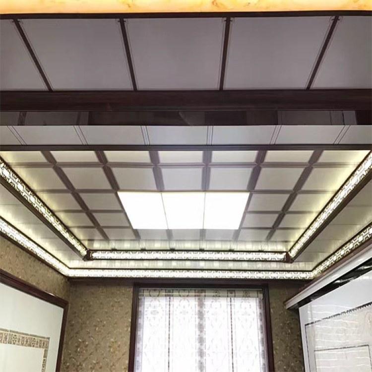 沈阳伊美帝豪 客厅 厨房吊顶 天花板 沈阳集成吊顶