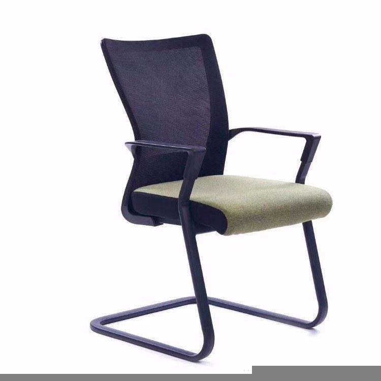 网布办公椅 会议椅 折叠椅 新闻培训椅  会议室椅子贡广家具