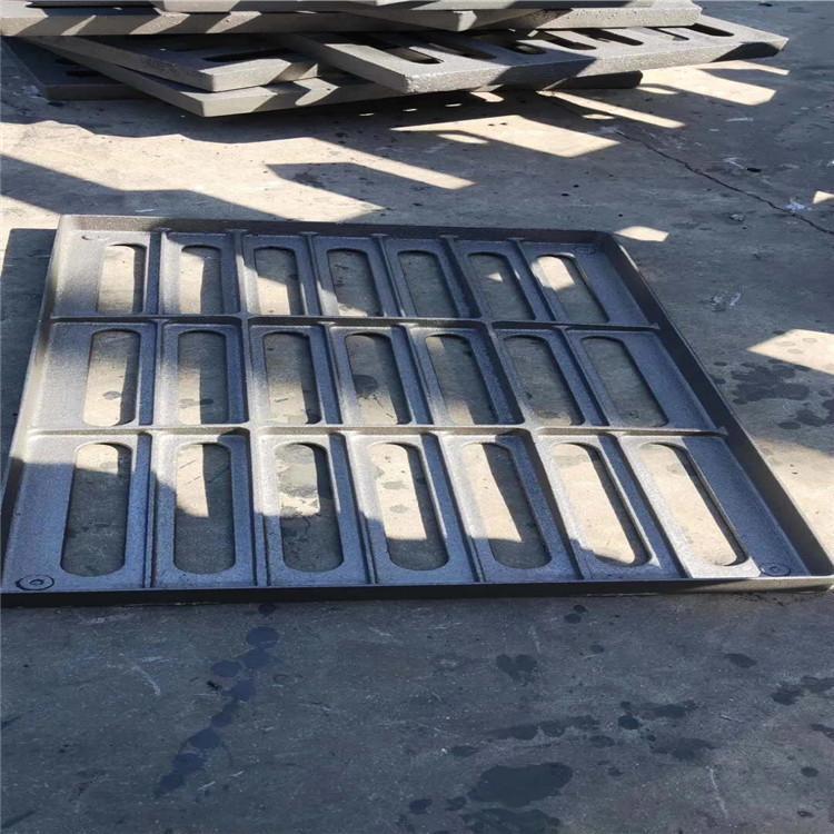 重型防盗铸铁井盖