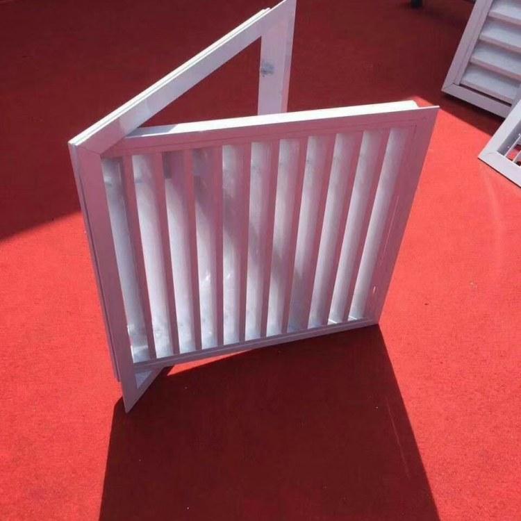 厂家生产定制 双层百叶 风口 中央空调出风口