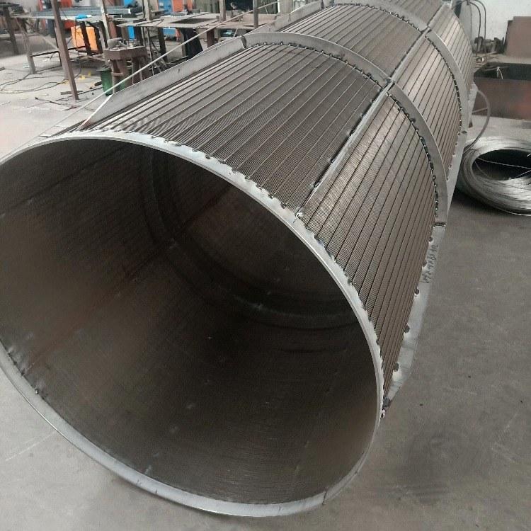 安平卓宥生产不锈钢矿筛网 筛板 条缝筛 筛片 过滤网支持现货