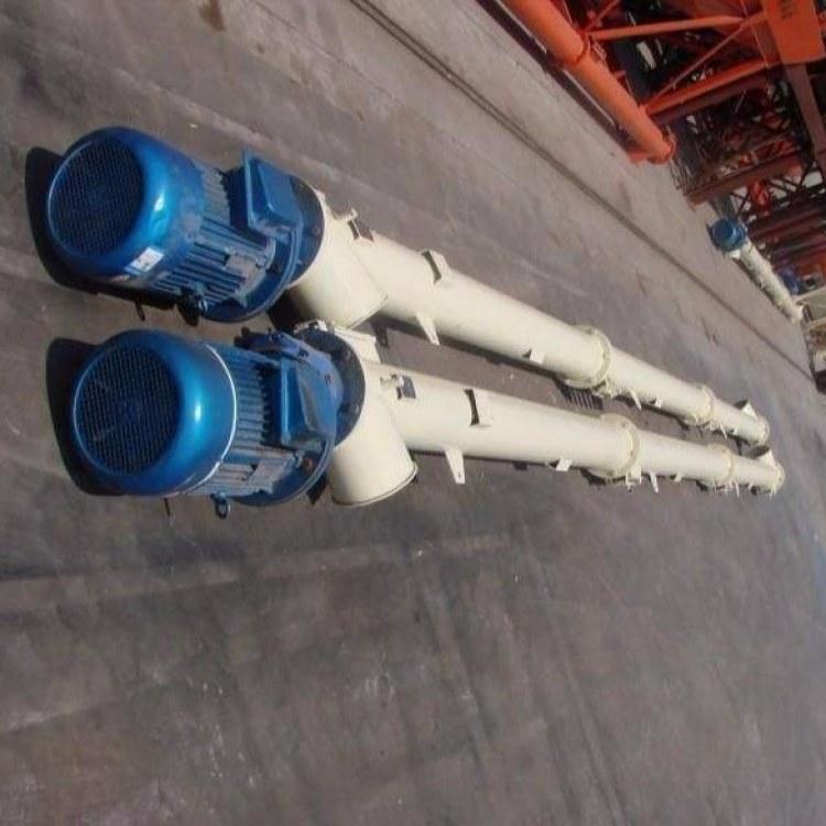 矿山场 WLS无轴螺旋输送机 LS250螺旋输送机 GL水泥管式 绞龙