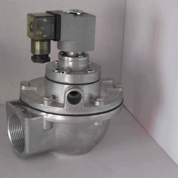 工业除尘器专用直角式清灰喷吹式脉冲阀高原脉冲电磁阀喷吹电磁阀
