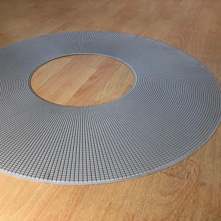金刚石研磨垫开发成功替代进口