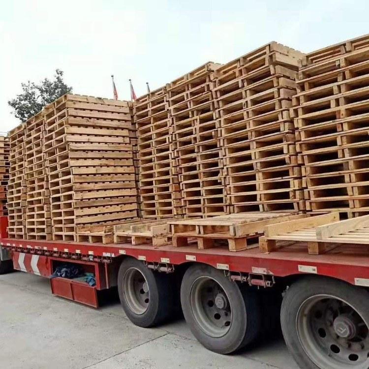 上海松江金山回收欧标CP7木托盘二手木托盘