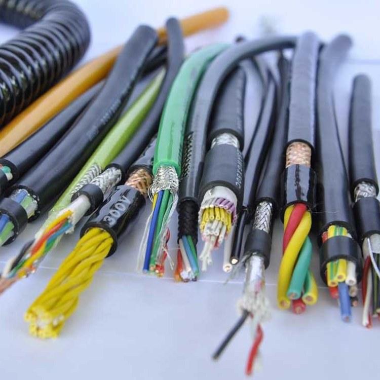 机器人专用电缆厂家定制 机器人专用电缆价格批发