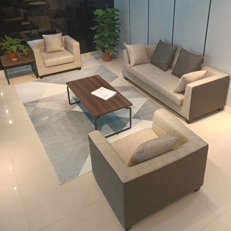 办公沙发 接待休息区沙发