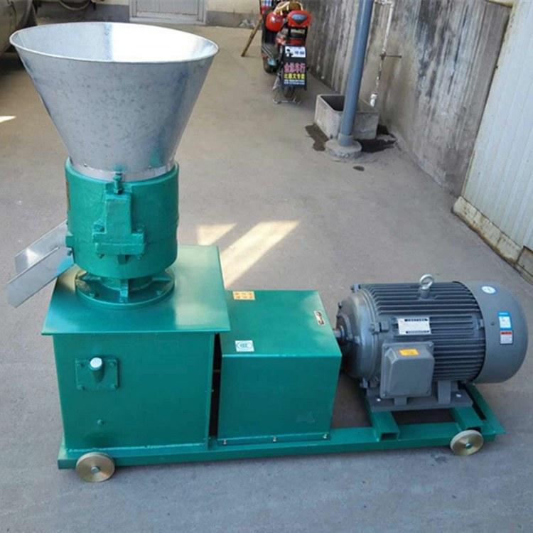 330型大产量饲料颗粒机 养殖场专用饲料制粒造粒机